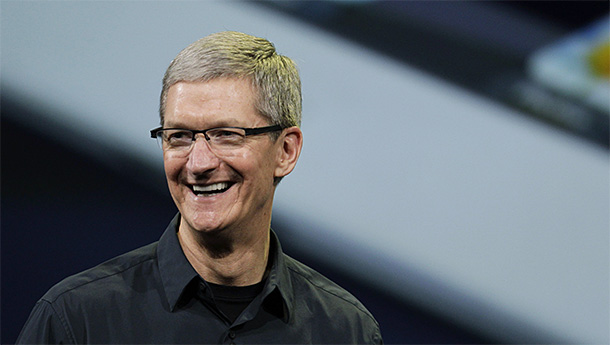 "Steve Jobs: Tim Cook er ikke en ""produkt-person"""