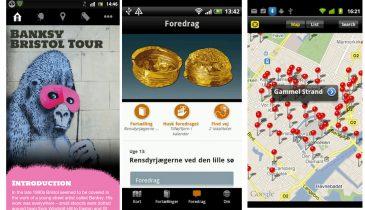 Kæmpe guide: 15 fede kultur-apps til lommen