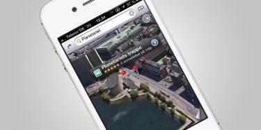 De første iOS 6-billeder: Se København i 3D i Apple Maps