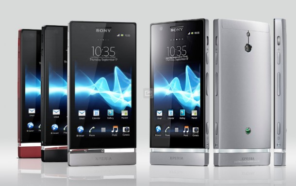 Sony Xperia P test: Bedre fornemmelse