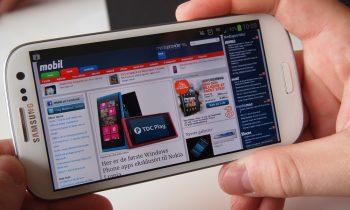 Tre apps står for størstedelen af dataforbruget på iOS og Android