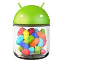 Android 4.1 i billeder