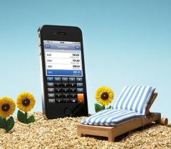 Brug din smartphone som personlig rejseguide