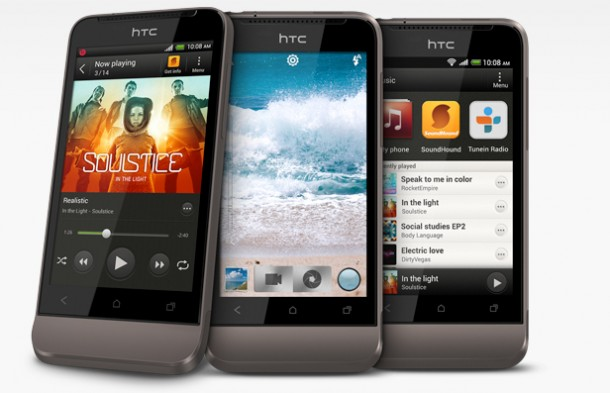 HTC One V test – fint og billigt alternativ til dyre Androids