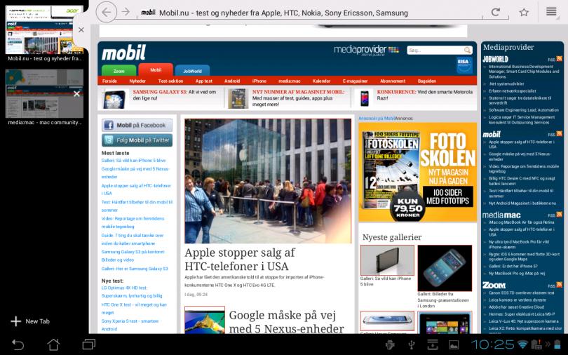 Sådan er den nye Firefox til Android