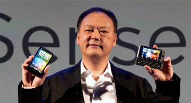 Peter Chou er nu helt ude af HTC