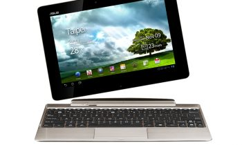Test af Android tablet: Asus Eee Pad Transformer Prime