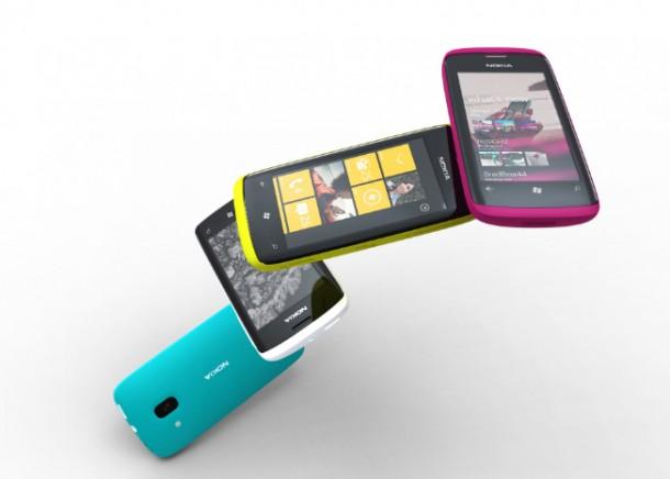 Nokia Liumia 610