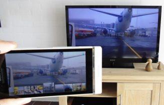 Læserdom: Sony Xperia S som multimediemaskine