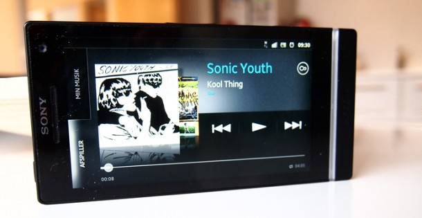 Sony Xperia S test – smartere Android