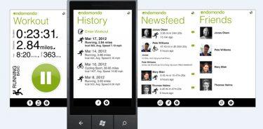 Endomondo er nu sjovere og mere social på Windows Phone