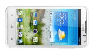 Galleri: Sådan er Huawei Ascend D quad