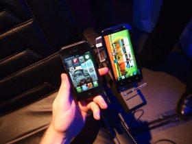 Galleri: Se Huawei Ascend D quad sammen med konkurrenterne