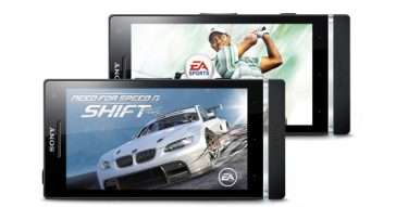 Galleri: Sådan er Sony Xperia S