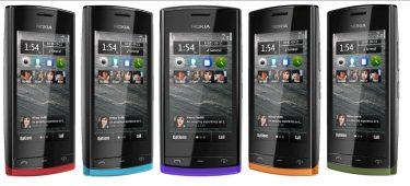 Nokia 500 test – billig, farverig og hurtig