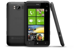 Her er prisen for HTC Titan og Radar med Windwos Phone