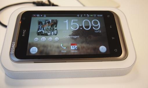 HTC Rhyme test – Android til de danske damer (og mænd)