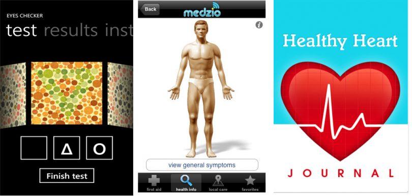 Guide: Pas på helbredet – tag en app