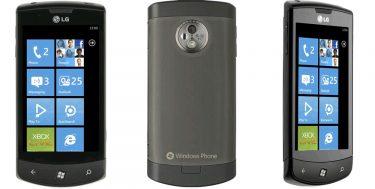 LG Optimus 7 med Windows phone test