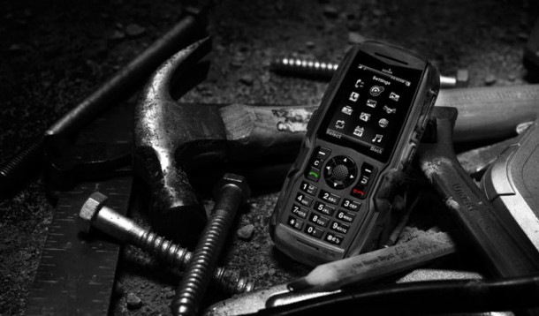 Sonim XP 5300 Force 3G test af ekstrem hårdfør mobil