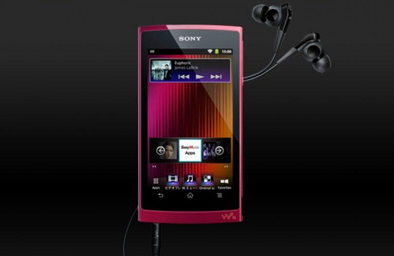 CES: Sony klar med Android-Walkman