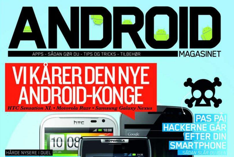 Android Magasinet kårer den nye Android-konge (Nu også i Android Market)
