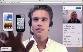 3 klar med futuristisk webshop