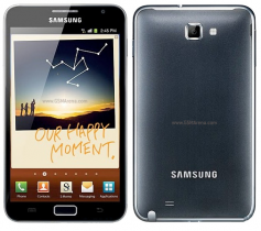 Mobil-tv: Her er Samsung Galaxy Note