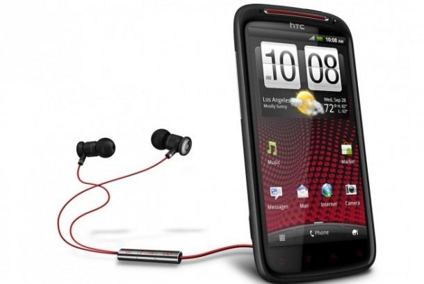 HTC klar med ny version af Sensation – HTC Sensation XE
