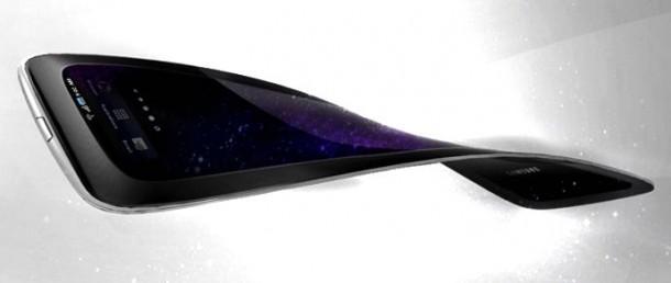 Galleri: Samsung måske på vej med bøjelig mobil