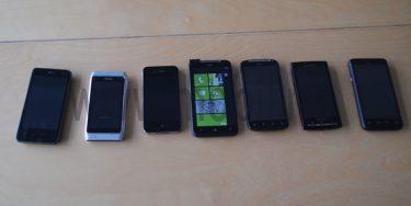 Kæmpe galleri: HTC Titan i billeder sammen med iPhone 4, Sony Ericsson Arc, HTC Sensation…
