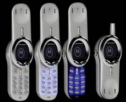 Galleri: Alle mulige og umulige Motorola-mobiler gennem tiderne