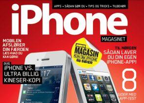 Nyt nummer af iPhone Magasinet i kioskerne nu!