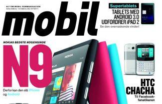 Nyt nummer af Mobil i butikkerne nu – alt om Nokia N9