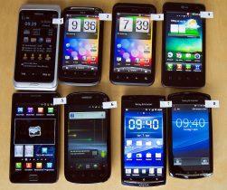 Se forårets hotteste smartphones samlet