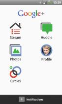 App-test: Google Plus vs. Facebook