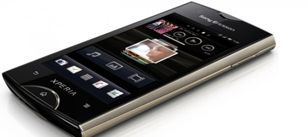 To nye Androider fra Sony Ericsson: Xperia Ray og Active