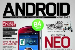 android mag 3