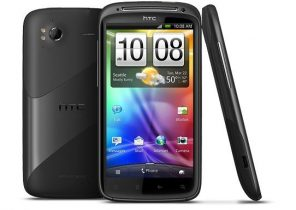 HTC Sensation test: Tung, rå og elegant