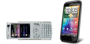 Foto-duel: Nokia N95 vs. HTC Sensation