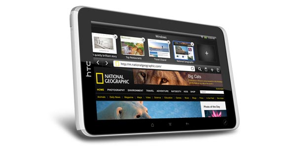 HTC Flyer Android tablet i stor test