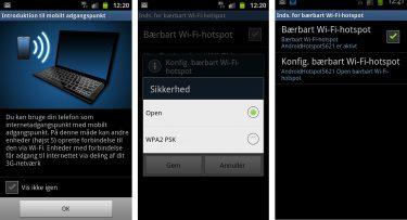 Læserspørgsmål: Batteri og hotspot i Samsung Galaxy S2