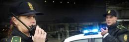 politi strissere cops police betjente udrykning