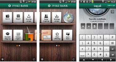 Jyske Bank klar med rigtig bank-app til iPhone og Android