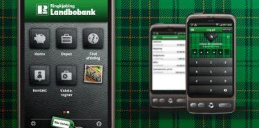 Ringkjøbing Landbobank klar med bank-app i læder look til iPhone og Android