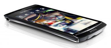 Sony Ericsson Arc test- fremtiden er sikret