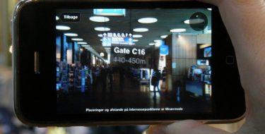 Sådan er Københavns Lufthavns nye augmented reality-app (opdateret med video)