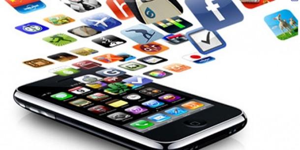 Så meget mere app-aktive er iOS-brugere