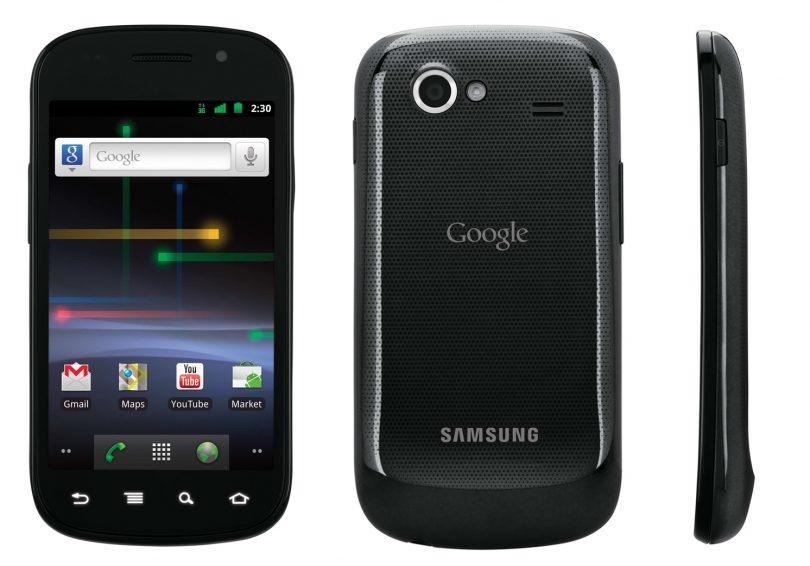 Samsung Nexus S test