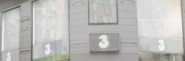 3 åbner Europas største telebutik i Danmark